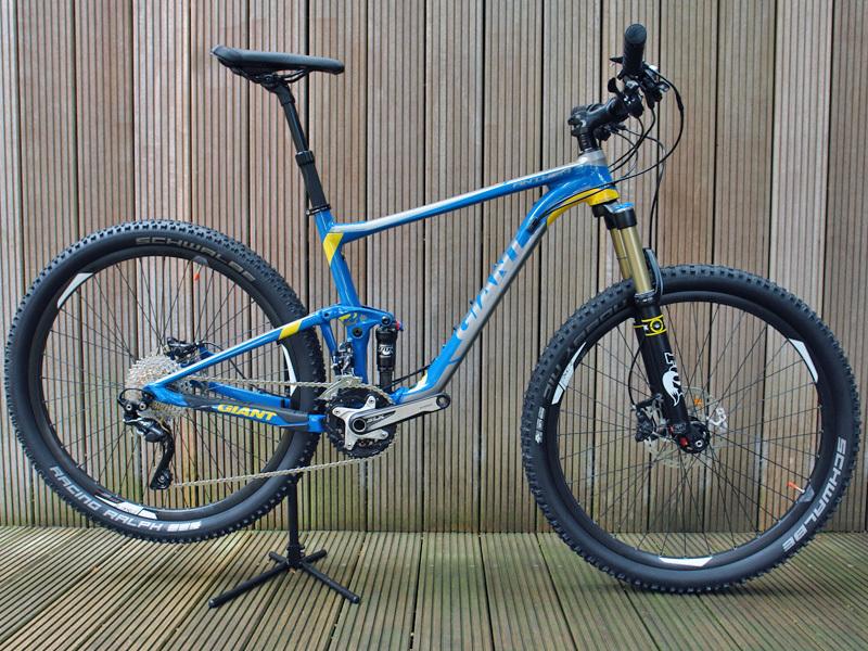 Giant Anthem sx 27.5 vélo tout terrain vtt afficher le