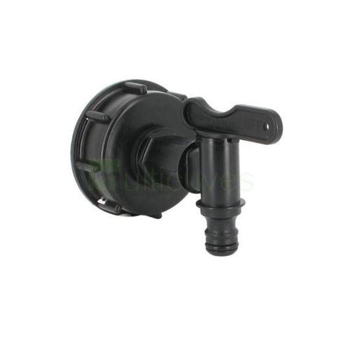 Multicuves Raccord robinet pour cuve a eau 1000 litres Pas du gaz