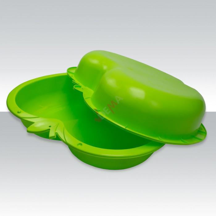 Bac à sable / pataugeoire «Pomme verte» D11039