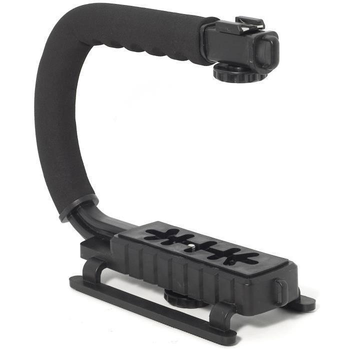 Poignée stabilisateur Pro pour appareil photo et caméscope Canon 5D