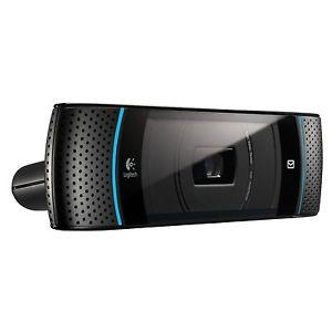 Logitech 720p hd tv caméra cam webcam skype avec micro pour panasonic