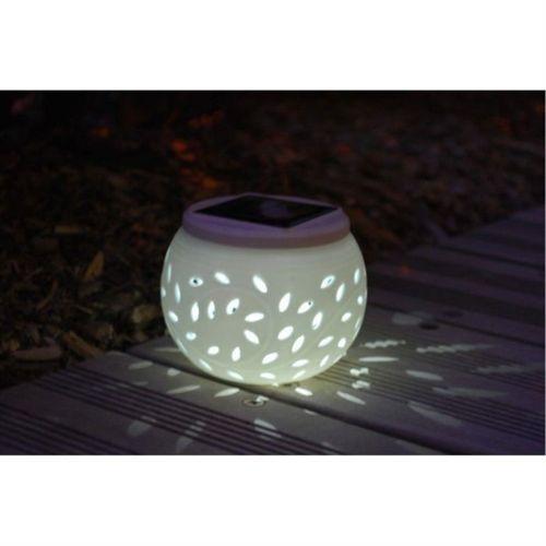 solaire en céramique pour déco pas cher Achat / Vente Lampadaire