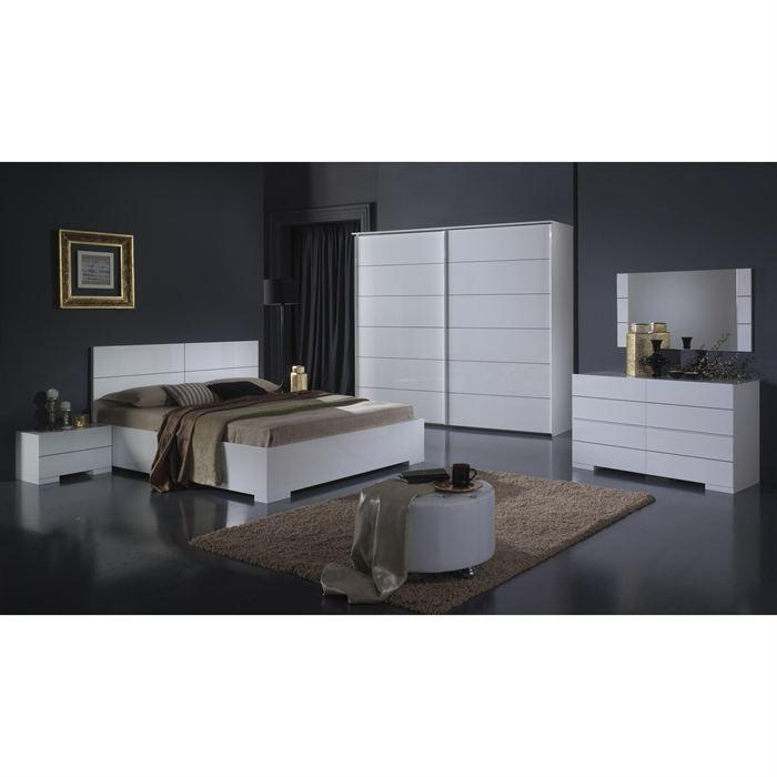 Chambre complete adulte topiwall for Chambre complete adulte moderne