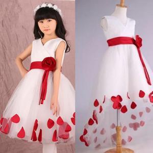Robe de mariage enfant Achat / Vente Robe de mariage enfant pas cher