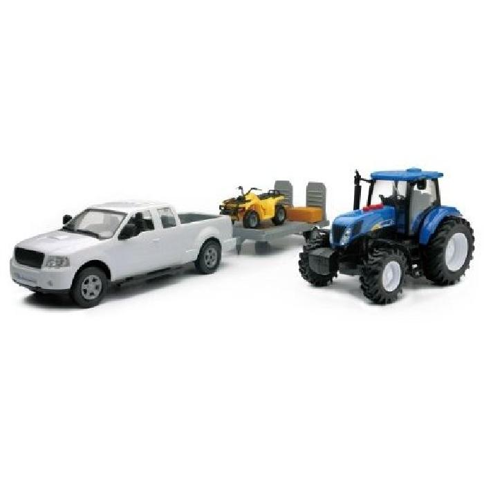 NEW RAY 1673 VÉHICULE MINIATURE TRACTEUR ? Achat / Vente