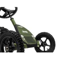 Kart à pédales Jeep Junior Berg pour enfant de 3 ans à 8 ans