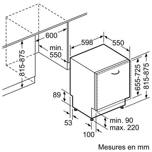 lave vaisselle largeur 40 cm - topiwall