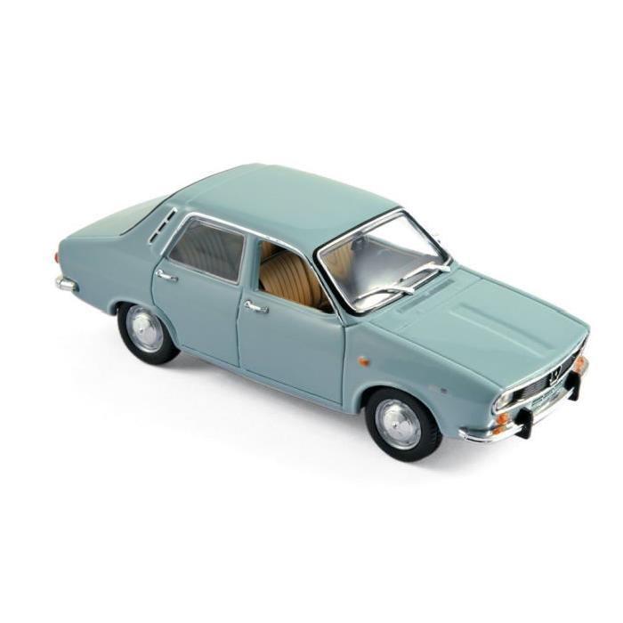 Miniature RENAULT 12 TL de 1972 Bleu Clair NOREV 1/43 Achat / Vente