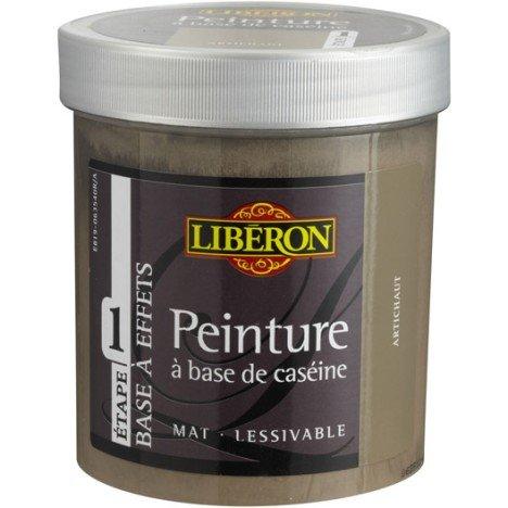Peinture à effet Base caséine LIBERON, argile, 0.5 L |