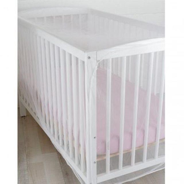 Moustiquaire pour lit bébé 60*120 cm Les Kinousses