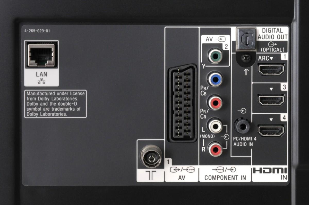 TV LED Sony BRAVIA KDL55EX721 LED 3D BRAVIA KDL55EX721 (3406563