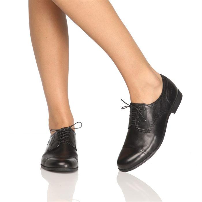 chaussures derby femme topiwall. Black Bedroom Furniture Sets. Home Design Ideas