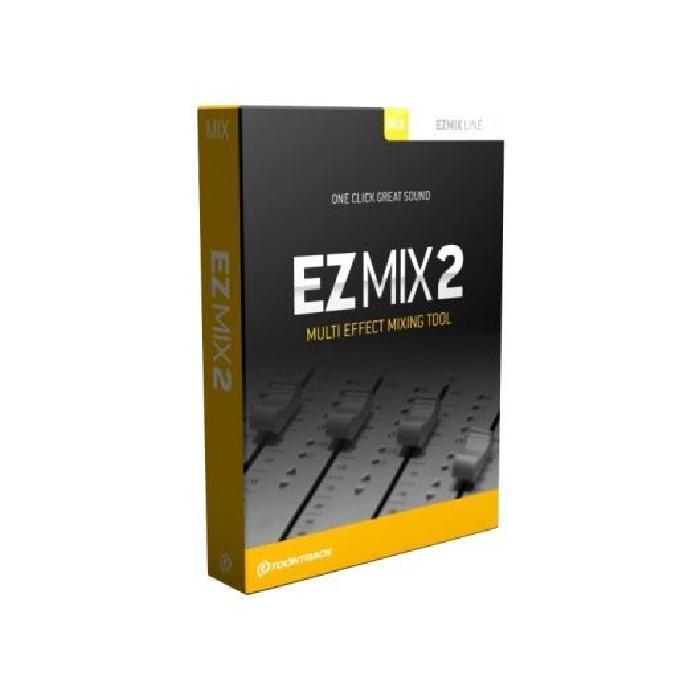 TOONTRACK OTO EZMIX2 EZMIX SERIE LOGICIEL PLUG ? logiciel de dj