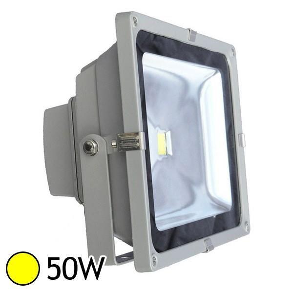 Projecteur Led 50W extérieur IP65 Blanc chaud