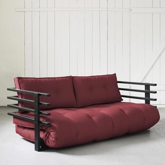 futon canape topiwall. Black Bedroom Furniture Sets. Home Design Ideas