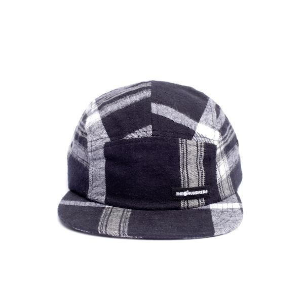 Casquette 5 Panel The Hundreds 5p Mars Noir Achat / Vente casquette