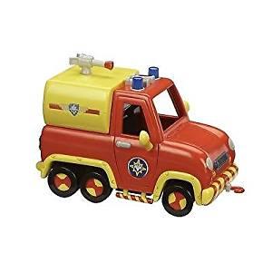 Sam Le Pompier Venus Le Véhicule de Sauvetage Véhicule