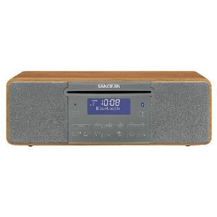 Sangean DDR 47 BT Radio stéréo CD DAB/FM RDS Bluet radio cd