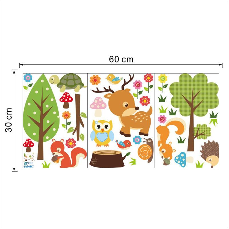 Autocollant Stickers mural décoration chambre Enfant Bébé