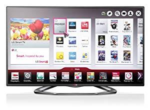 LG 32LA6208 TV LCD 32 » (80 cm) LED 1080p, 480p, 576p, 720p pixels 800