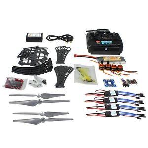 DIY RC Drone Quadrocopter RTF X4M360L Frame Kit QQ Super T6EHP E TX RX