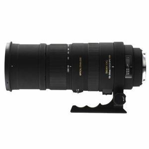 Nikon D SIGMA 150 500/5,0 6,3 DG OS NIKON? Voir la présentation