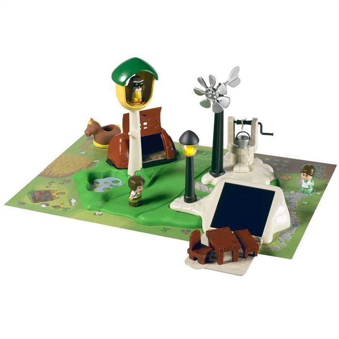 Vulli Jardin des Klorofil Achat / Vente univers miniature