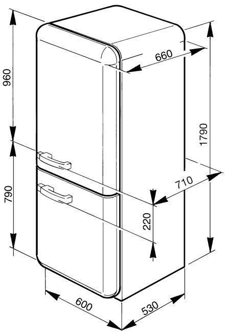 Taille Frigo Standard : frigo americain encastrable topiwall ~ Melissatoandfro.com Idées de Décoration