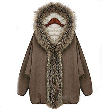 fausse fourrure Col en laine polaire Nagymaros coton à manches veste