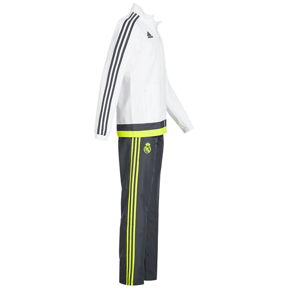 Real Madrid adidas Enfants Survêtement S87864 Ensemble de