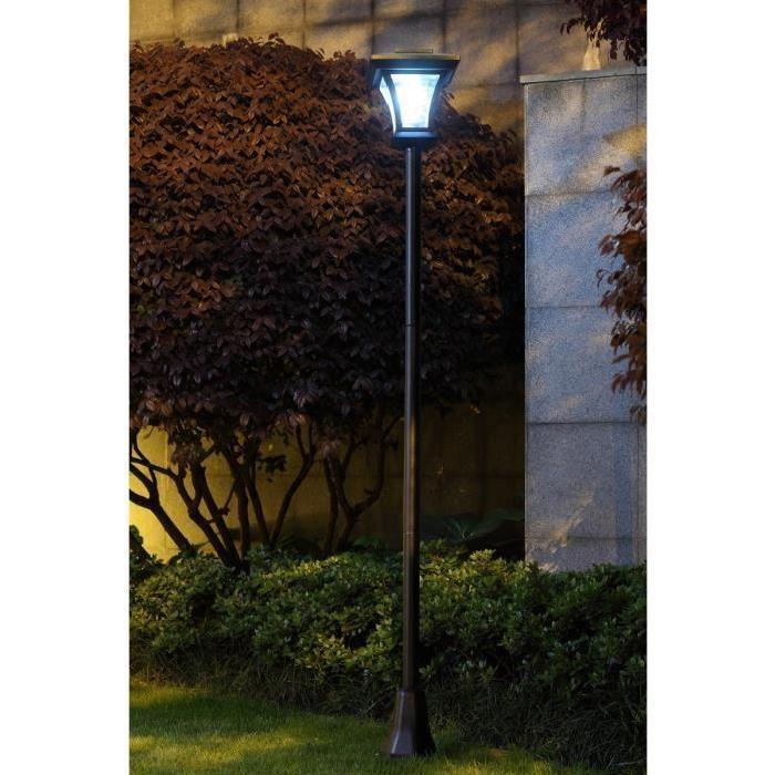 Lampadaire solaire extérieur Achat / Vente Lampadaire solaire