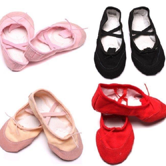 Chaussons Chaussures Enfants Unisexe Danse Ballet Fille