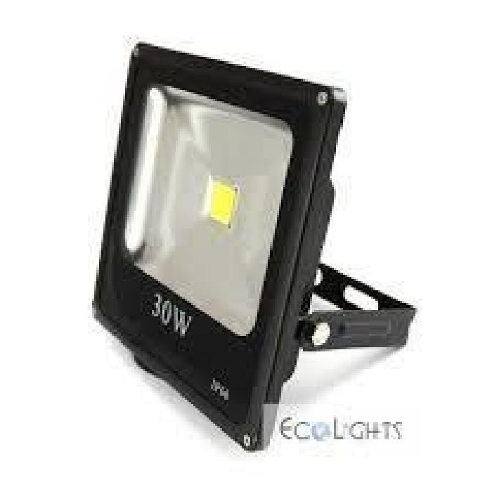 LED 12/24V DC.30W. COB BLANC FROID Achat / Vente ampoule led