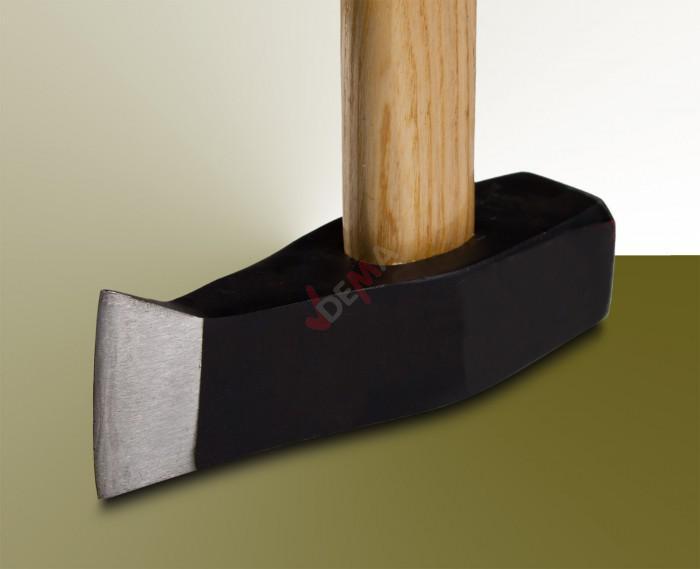 Hache à fendre Merlin masse éclateur 3 kg Manche en bois de frêne