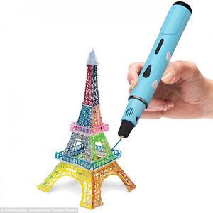 Cadeau Noël! Imprimante 3D Stylo Crayon d'Impression PR