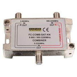 Coupleur Découpleur TV SAT / TNT antenne 5 2250 MHz pas cher