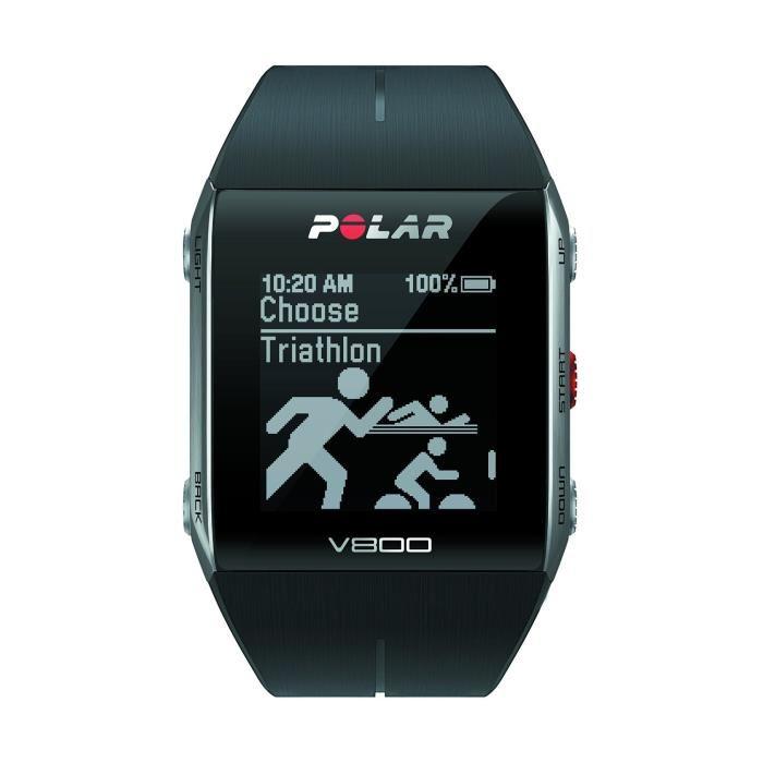 Polar V800 Cardiofréquencemètre/GPS sans ceinture