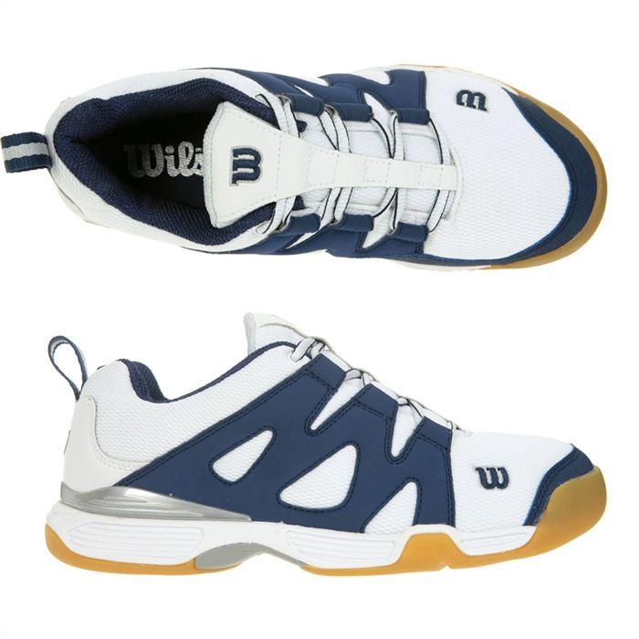 WILSON Chaussure Squash/Badminton Achat / Vente chaussure WILSON
