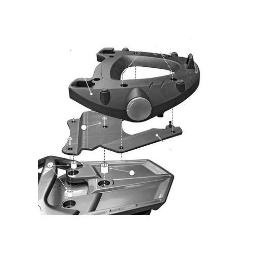 Givi E228 support pour top case Monokey Yamaha Fjr 1300 2006 à 2015