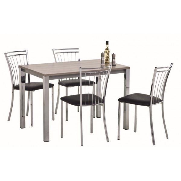 De Cu Achat Vente Table Cuisine Ensemble Chaises