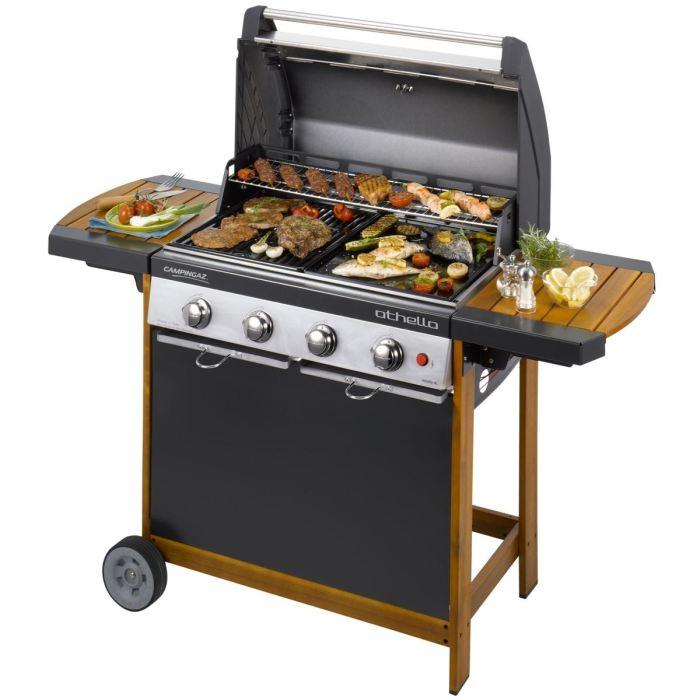 barbecue gaz topiwall. Black Bedroom Furniture Sets. Home Design Ideas
