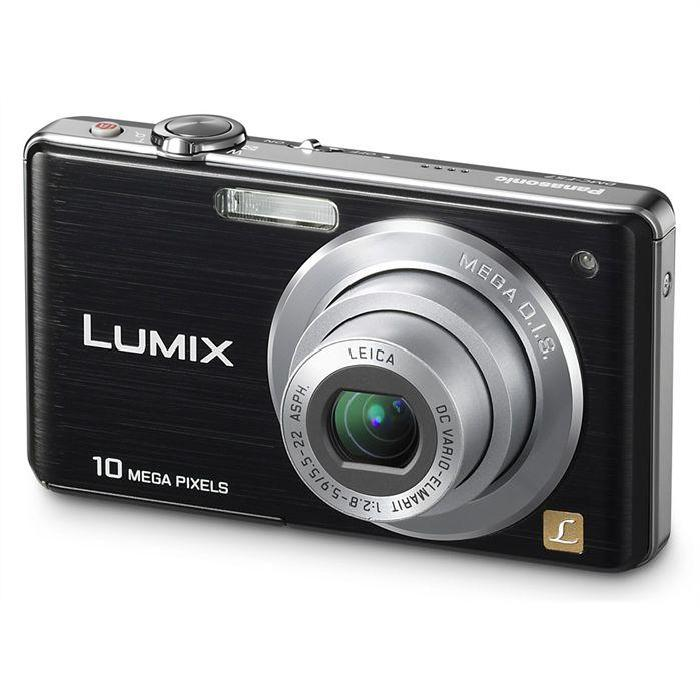 APPAREIL PHOTO COMPACT PANASONIC Lumix DMC FS7