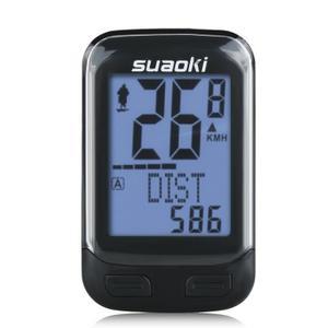 4G Transmission Compteur de Vélo sans Fil avec Cadence,Compteur