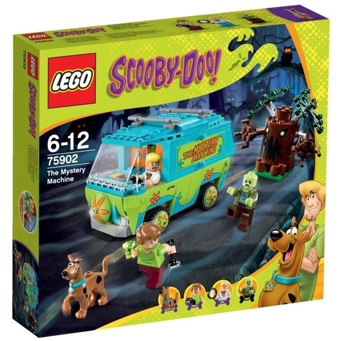 LEGO Scooby Doo 75902 La Machine Mystérieuse Achat / Vente