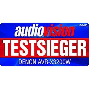 Denon AVRX3200WBKE2 récepteur AV 7.2 surround (Dolby Atmos, .dtsx