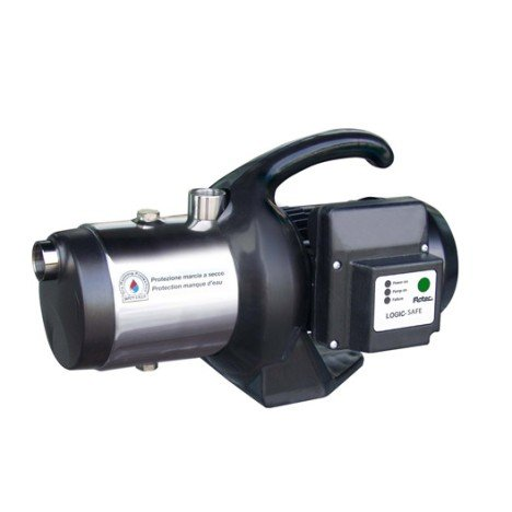 Pompe d'arrosage FLOTEC Multimax 5S logic safe, débit max. 6600 L/h
