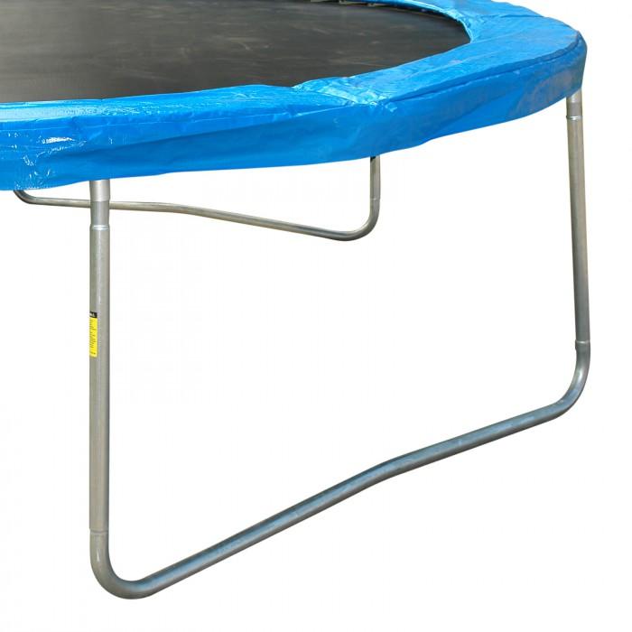 Trampoline 3050 mm avec cage de protection extérieur adulte/enfant