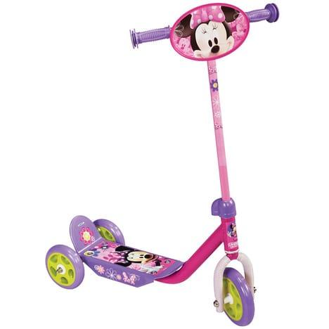Trottinette 3 roues Minnie DISNEY pas cher à prix