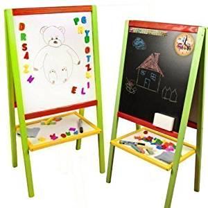 Tableau À Support 89x45cm Tableau Pour Enfants Abaque Tableau