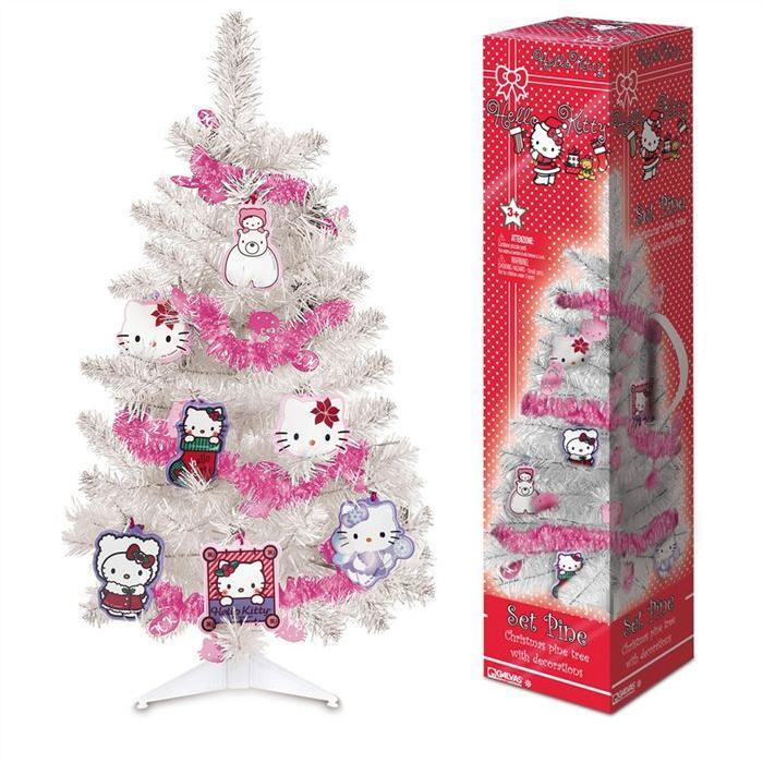 Atosa Sapin de Noël + 12 Déco Hello Kitty Achat / Vente univers
